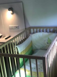 Cama o camas de una habitación en El Malecon