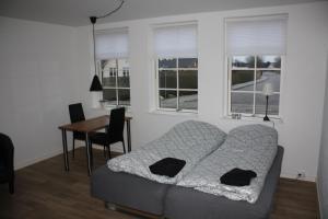 Et opholdsområde på Skibbild Bed & Breakfast