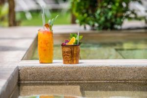 Drinks at Oasis Hotel - Adults Only