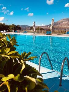 Πισίνα στο ή κοντά στο Terra Mare Hotel