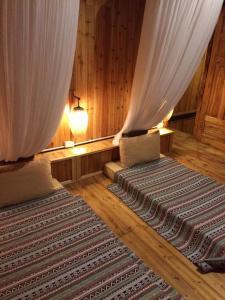 Cama o camas de una habitación en D&D Eco Sapa