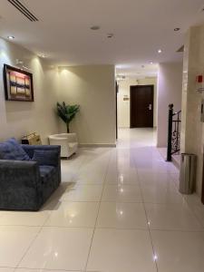 منطقة الاستقبال أو اللوبي في Mirage Hotel Jazan