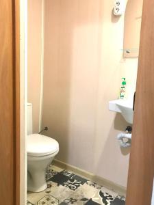 A bathroom at Energiya Holiday Home