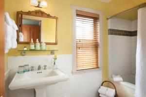 A bathroom at The Alpine House