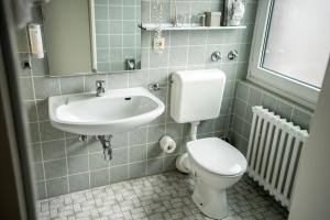 Ein Badezimmer in der Unterkunft In-Side Hotel
