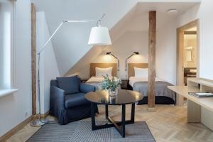 Zona de estar de Neiburgs Hotel