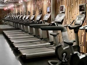 The fitness center and/or fitness facilities at Thompson Central Park - New York