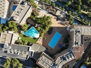Hotel Jaime I a vista de pájaro