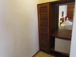 A bathroom at Pousada La Vivienda