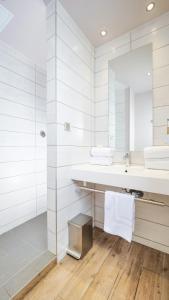 A bathroom at Hotel Gondwana - ECO-FRIENDLY