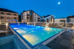 The swimming pool at or near Karpatski Hotel & Spa