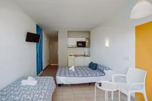 Zona de estar de Alper Apartments Mallorca