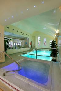 The swimming pool at or close to Clifton Park Hotel - Exclusive to Adults
