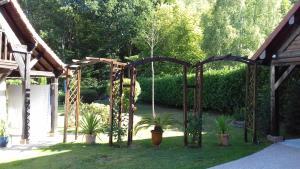 à l'orée du bois室外花園