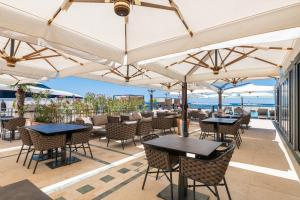 A restaurant or other place to eat at BO Hotel Palazzo