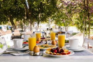 Επιλογές πρωινού για τους επισκέπτες του Hotel Kavala - Boutique Hotel