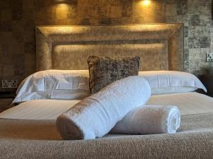 Cama o camas de una habitación en Adare Guesthouse
