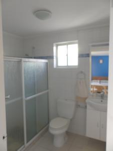 A bathroom at La Dolce Vita Apartments