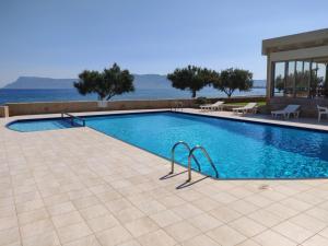 The swimming pool at or near Viglia Beach Apartments