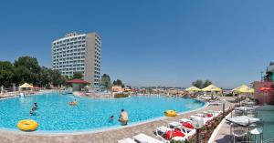 The swimming pool at or near Hotel Sirena