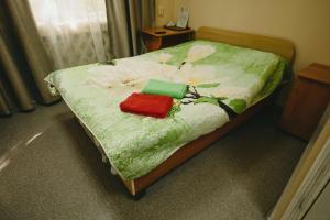 Кровать или кровати в номере Vintage