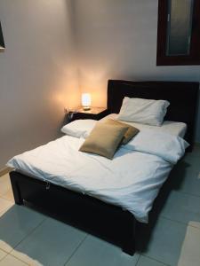 Cama ou camas em um quarto em Korner