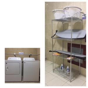Um banheiro em Korner