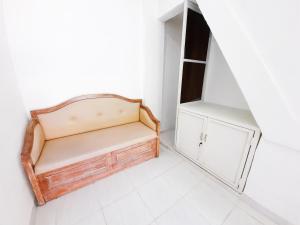 Zona de estar de Merta Sari Bingin Bungalows