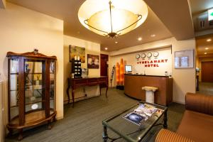 THE L.A. MART HOTEL KYOTOのロビーまたはフロント