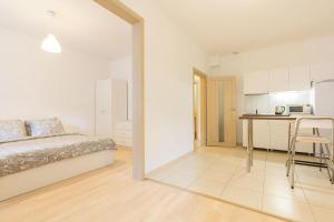 Кухня или мини-кухня в White Nights, 42m²