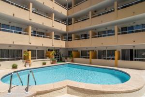 Piscina en o cerca de Alper Apartments Mallorca