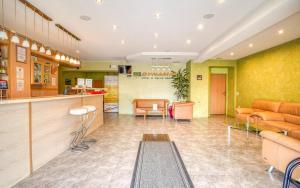 Lobby alebo recepcia v ubytovaní Hotel Dynamic