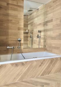 Un baño de Hotel Abaco Altea