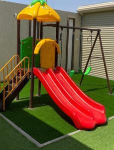 منطقة لعب الأطفال في منتجع نورسـيـن