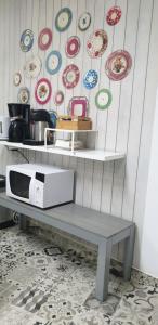 A kitchen or kitchenette at Royal Prince Hostel
