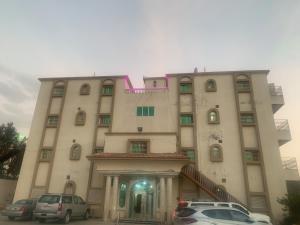 O edifício em que o chalé se localiza