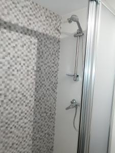 A bathroom at Apartamento A Fabrica