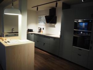Kjøkken eller kjøkkenkrok på Han Sylte Heimen