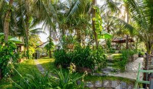 Jardin de l'établissement Tan Thanh Garden Homestay
