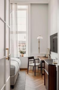 A seating area at Villa Copenhagen