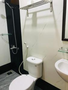 Phòng tắm tại XAM HOUSE HOSTEL