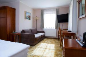 Posezení v ubytování Wellness Hotel Ida
