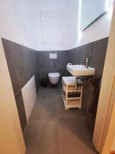 Ein Badezimmer in der Unterkunft Spa Residenz Neusiedl