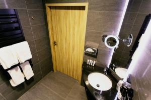 Łazienka w obiekcie Fabryka Wełny Hotel & Spa