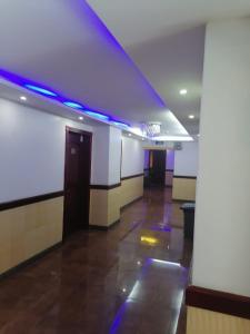 O saguão ou recepção de ديم للغرف الفندقيه الخبر شارع العشرين فوق مطعم بيتزاهت