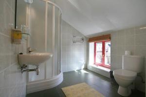 Kúpeľňa v ubytovaní Raibie Logi