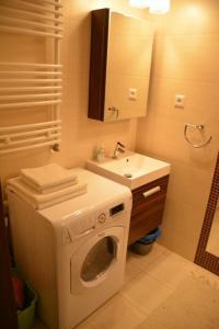 Łazienka w obiekcie Apartament 40 Sun & Rain Villa Nord