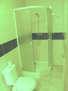 Łazienka w obiekcie Zajazd u Sosny