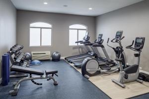 The fitness center and/or fitness facilities at Hotel Indigo San Antonio Riverwalk, an IHG Hotel