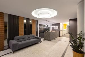 The lobby or reception area at Hotel Bohemian Garni - Skadarlija